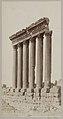 Pillars of the Temple of Jupiter in Baalbek.jpg