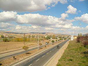 Pınarbaşı, Kayseri - Image: Pinarbasi