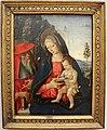 Pinturicchio, madonna col bambino e san girolamo, 01.JPG