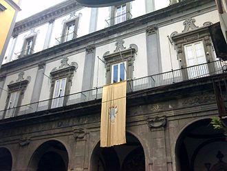 Pio Monte della Misericordia - Façade