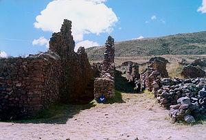 Quispicanchi Province - Pikillaqta