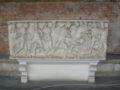 Pisa, Camposanto sepolcro romano 2.JPG