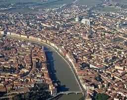 Pisa - veduta dall'aereo 4.JPG