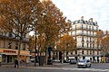 Place Saint-Augustin, Paris December 2014 002.jpg