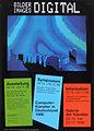 Plakat zur Ausstellung 1986 - Bild - Landscape 1 - von Alex Kempkens.jpg