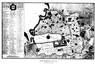 Plan de marseille 1720