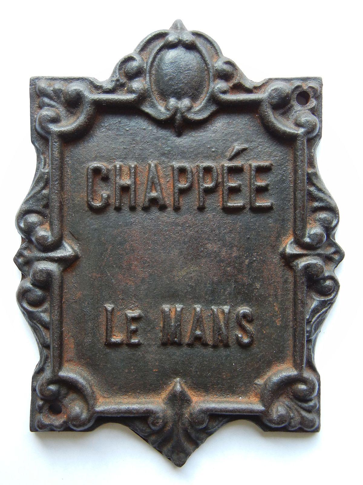 Armand Chappée — Wikipédia