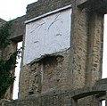 Plaster frieze, Hardwick Old Hall - geograph.org.uk - 1445706.jpg