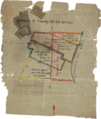 Plat of Portland OR c1850s.png