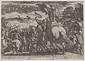 Plate 16- David Killing Goliath, from 'The Battles of the Old Testament' MET DP863699.jpg