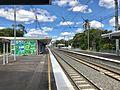 Platforms at Sherwood railway station, Brisbane 01.jpg