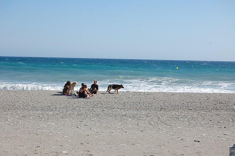 File:Playa de Motril.jpg