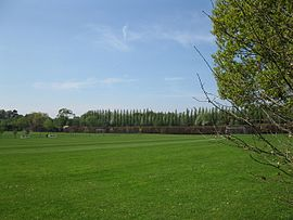 Playing Fields, Finchampstead - geograph.org.uk - 1264481.jpg
