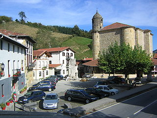 Lea-Artibai Eskualdea / Comarca in Basque Country, Spain
