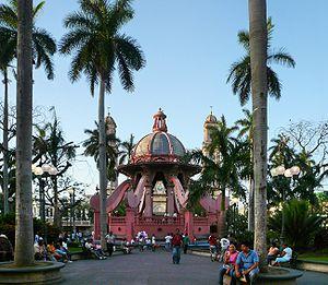 Tampico - Plaza de Armas