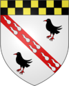 Coat of arms ofthe Pleydell family