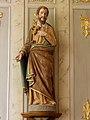Plozévet (29) Église Saint-Demet Statue 06.JPG