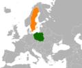 Poland Sweden Locator.png
