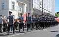 Police contingent, 3rd May Parade in Warsaw.jpg