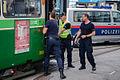 Polizeiübung Holding Graz Linien (Juni 2013) (9305962449).jpg