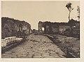Pompeii, Pompey's Lane, Tomb Monument of Mamia MET DP319714.jpg