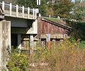 Ponca Creek bridge, Bristow, Nebraska N abutment.JPG