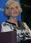 Writer, activist and Mexican journalist Elena Poniatowska