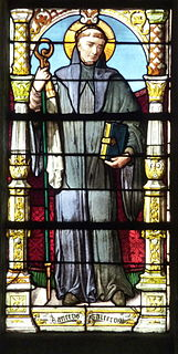 Walter of Pontoise French abbot and saint