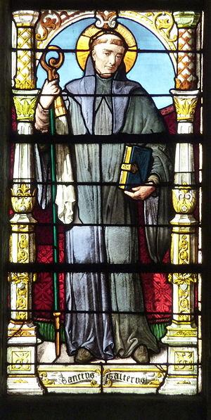 Walter of Pontoise - Image: Pontoise Cathédrale Saint Maclou 110296
