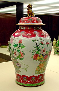 Porcelain trade in Qing China