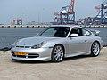 Porsche GT3 at Europort (9293400639).jpg