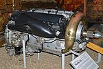 Port outer Rolls-Royce Merlin XX from Halifax 'W1048' (32434918433).jpg