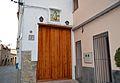 Porta de l'ermita de sant Roc de Sagunt.JPG