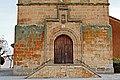 Portada principal de la Iglesia de San Pedro y San Felipe en Villar de Gallimazo.jpg