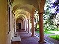 Portico at Carmelite Monastry - panoramio.jpg