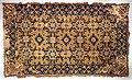 Portogallo, tappeto in lana e lino, arraiolos xvii secolo.jpg