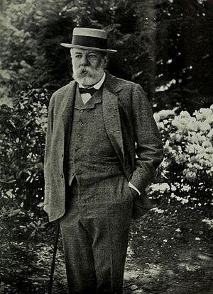 Charles Sprague Sargent - Portrait of Charles Sprague Sargent