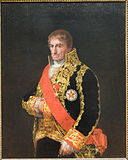 Portrait of General Jose Manuel Romero, c. 1810, by Goya - Art Institute of Chicago - DSC09507.JPG
