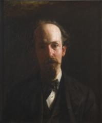 Portrait of J. Harry Lewis