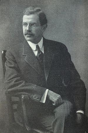 John Grier Hibben - Image: Portrait of John Grier Hibben