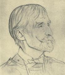 Portrait of T J Cobden-Sanderson (1840-1922) by William Rothenstein.png