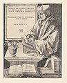 Portret van Erasmus Imago Erasmi Roterodami ab Alberto Durero ad vivam effigiem deliniata (titel op object), RP-P-OB-1282.jpg