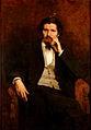Portret van P.M. Slager door Pieter de Josselin de Jong, 1882.jpg