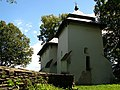 Posada Rybotycka cerkiew greckokatolicka pw. św. Onufrego, ob. muzeum 12 JoannaPyka.JPG