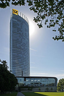 Deutsche Post German logistics company