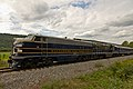 Potomac Eagle - Arrival Back in Romney, WV (6170074683).jpg
