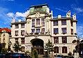 Praha, Staré Město, Mariánské náměstí, Nová radnice (Magistrát).jpg