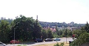 Vokovice - Vokovice, panorama