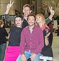 Pressetermin 30 Jahre Lindenstraße - Daniela Bette, Jannik Scharmweber, Joris Gratwohl und Cosima Viola-9383.jpg