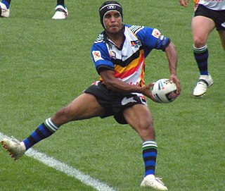 Preston Campbell Australian rugby league footballer